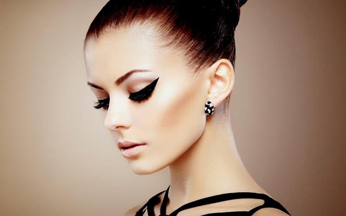 Trends in makeup 2016