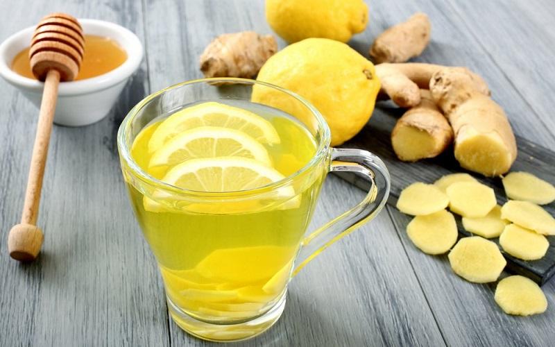 Lemon-honey-and-ginger