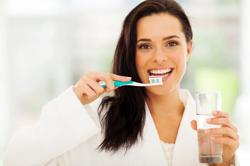 Whitening-toothpastes