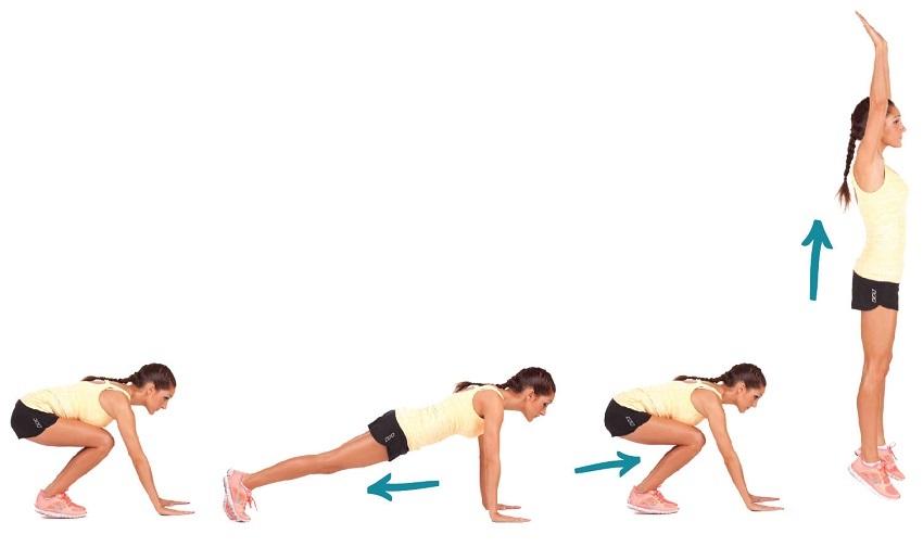 Stronger legs